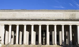 image of South Carolina Supreme Court Building - appellate law - appeals